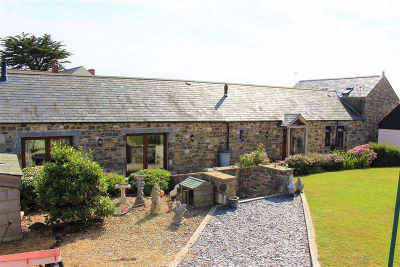 3 Bedrooms Cottage House for sale in Neath Farm, Rhoscrowther, Pembroke