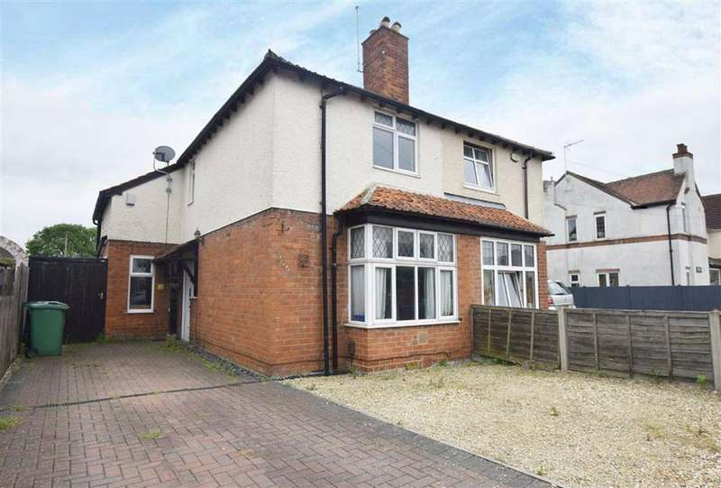 3 Bedrooms Semi Detached House for sale in Elmbridge road, Longlevens, Gloucester, GL2 0PH