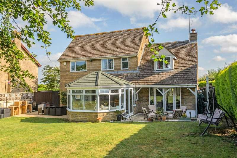 4 Bedrooms Detached House for sale in Brookthorpe, Gloucester