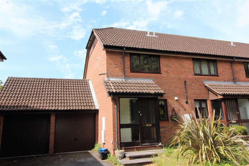 2 Bedrooms End Of Terrace House for sale in Grove Gardens, Caldicot