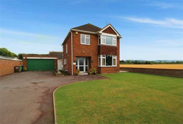 3 Bedrooms Detached House for sale in Cheltenham Road East, Gloucester