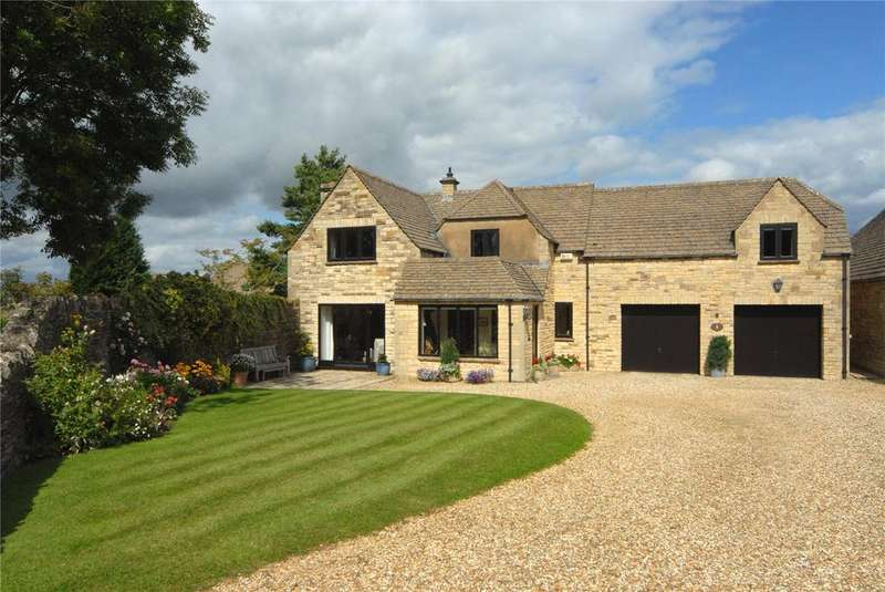5 Bedrooms Detached House for sale in Upper Harford, Bourton On The Water, Cheltenham, Gloucestershire, GL54
