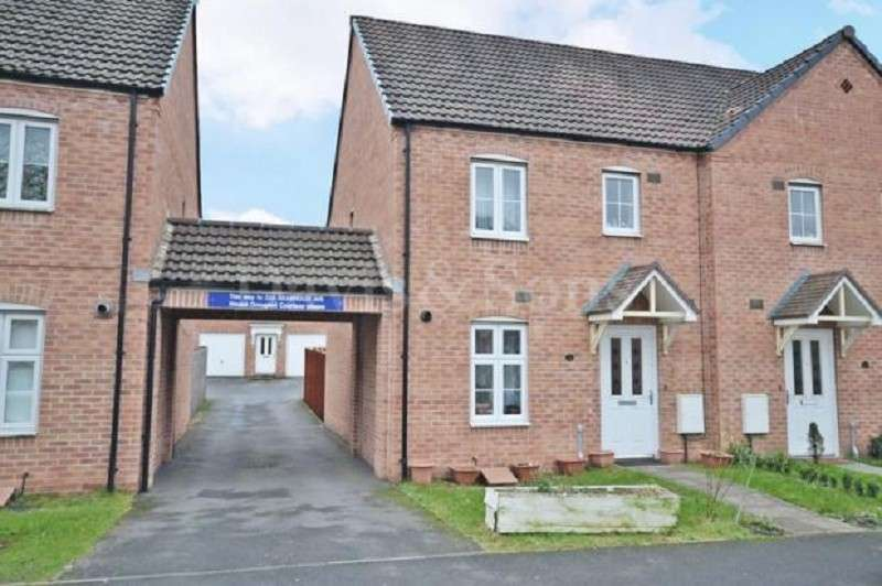 3 Bedrooms Semi Detached House for sale in Seabreeze Avenue, Newport, Gwent. NP19 0LA
