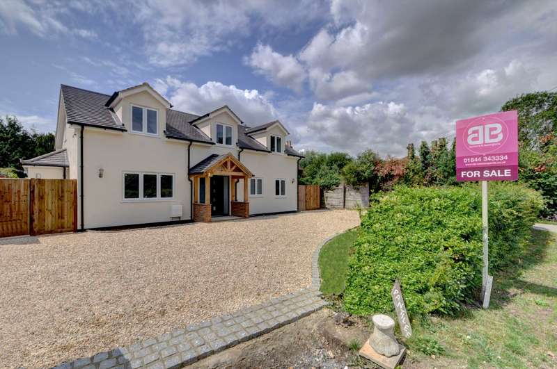 5 Bedrooms Detached House for sale in Longwick Village - Fabulous Contemporary Home