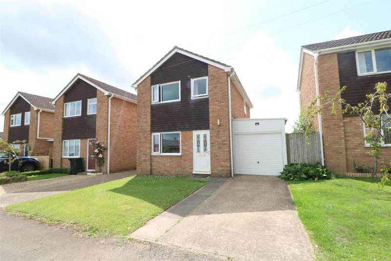 3 Bedrooms Detached House for sale in Byfords Road, Huntley, Gloucester