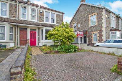 3 Bedrooms Semi Detached House for sale in Russell Road, Fishponds, Bristol