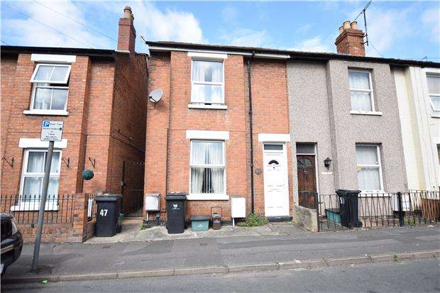 2 Bedrooms End Of Terrace House for sale in Swan Road, GLOUCESTER, GL1 3BJ