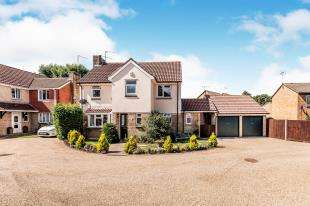 4 Bedrooms Detached House for sale in Farnefold Road, Steyning, West Sussex