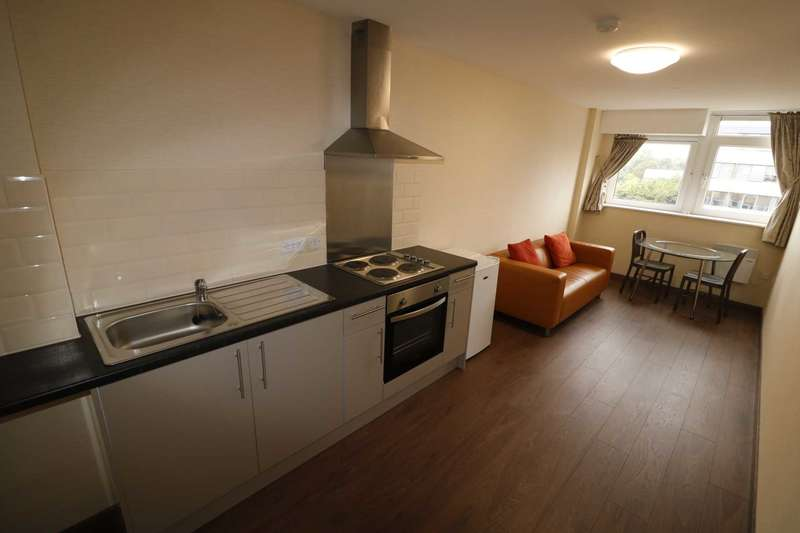 2 Bedrooms Apartment Flat for sale in Trinity Road, Liverpool