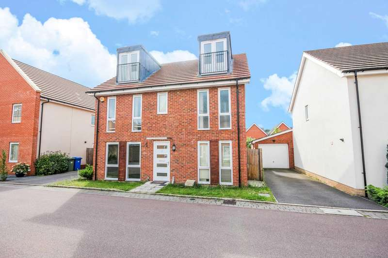 5 Bedrooms Detached House for sale in Buccaneer Road, Bracknell
