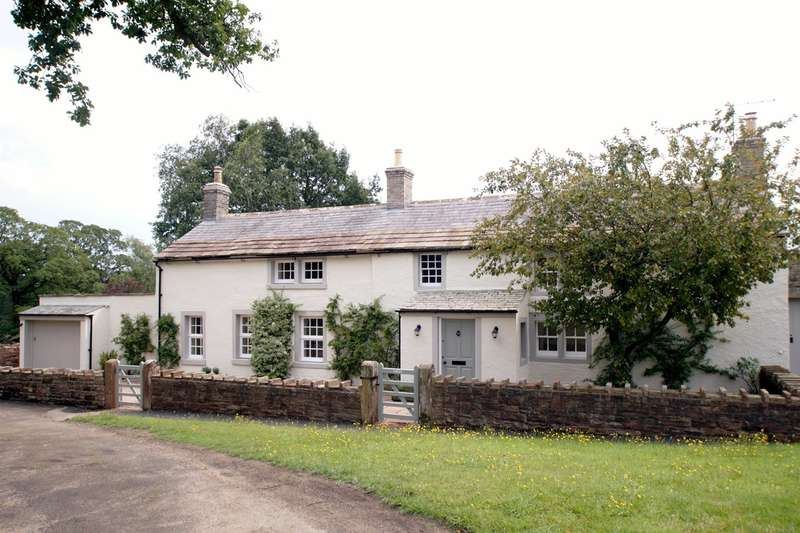 4 Bedrooms Detached House for sale in Wreay, Carlisle, CA4