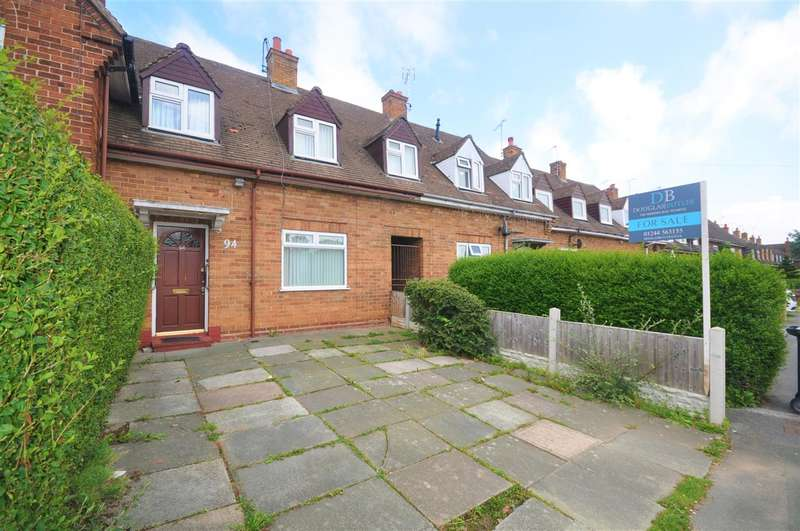 3 Bedrooms Terraced House for sale in Blacon Avenue, Blacon, Chester