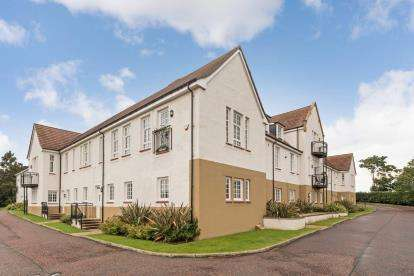 2 Bedrooms Flat for sale in Hannah Court, St. Quivox
