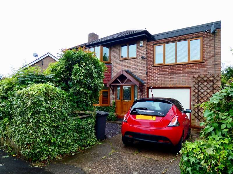 4 Bedrooms Detached House for sale in Little Lane, Sheffield, South Yorkshire, S12