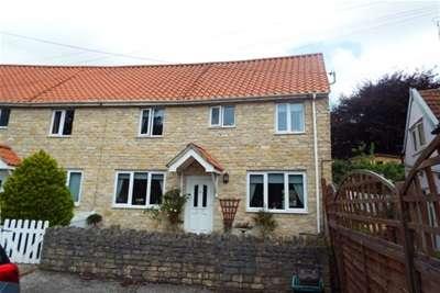 3 Bedrooms Semi Detached House for rent in Croscombe, Wells BA5