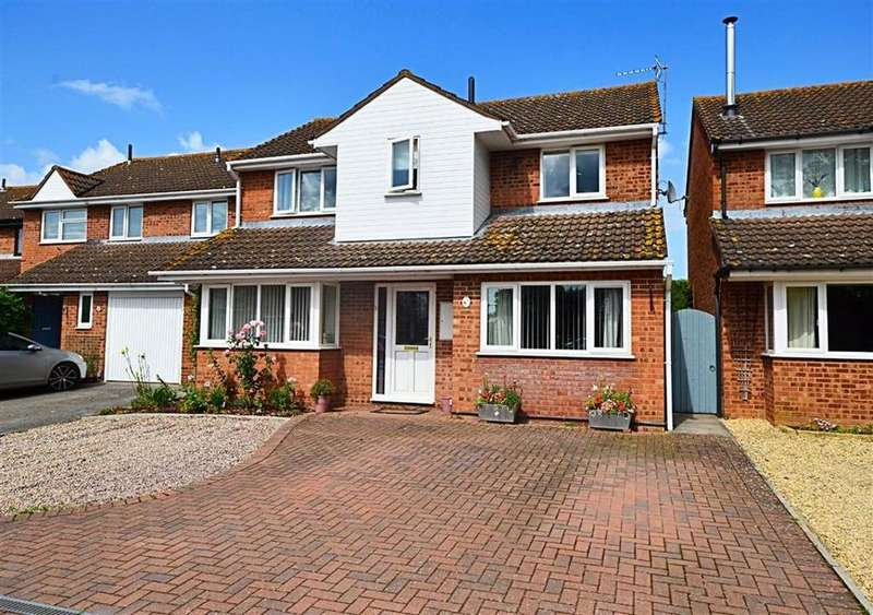 4 Bedrooms Detached House for sale in Tall Elms Close, Churchdown Village