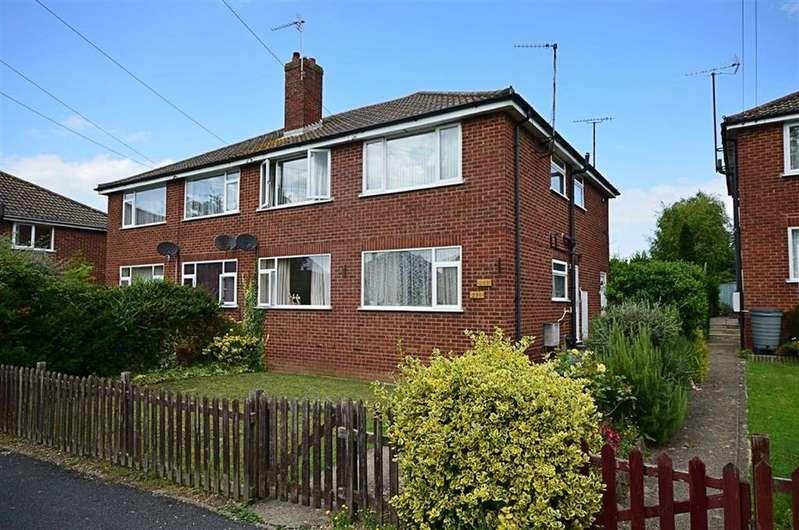 2 Bedrooms Maisonette Flat for sale in Pirton Lane, Churchdown