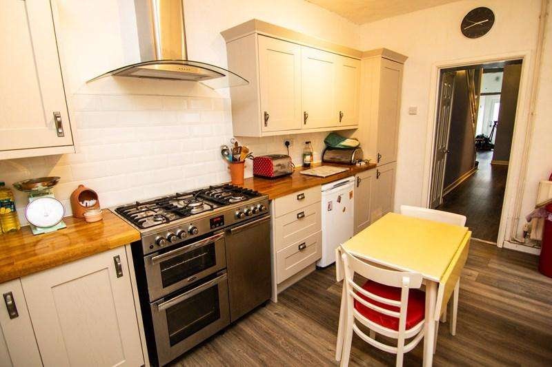 4 Bedrooms End Of Terrace House for sale in King Street, Brynmawr, Ebbw Vale