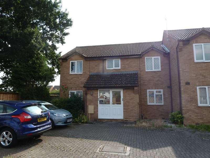 1 Bedroom Ground Flat for sale in Taurus Close, Longford, Gloucester, GL2