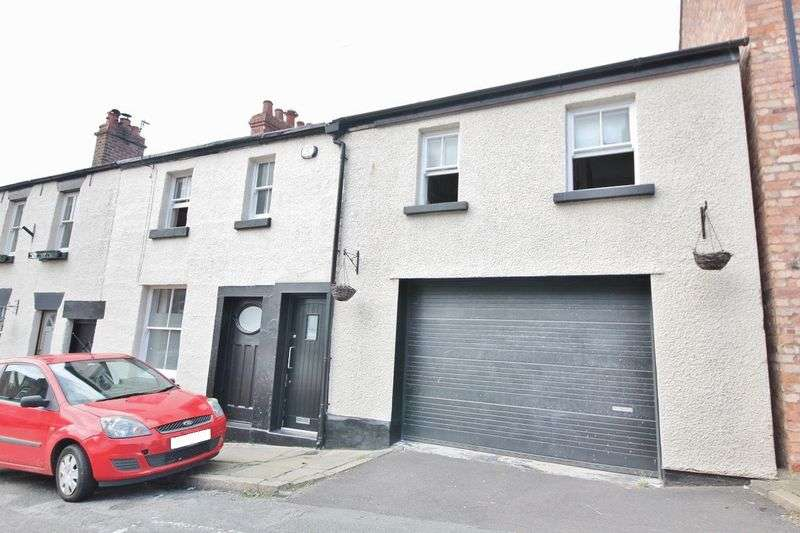 3 Bedrooms Property for sale in Castle Street, Woolton, Liverpool, L25