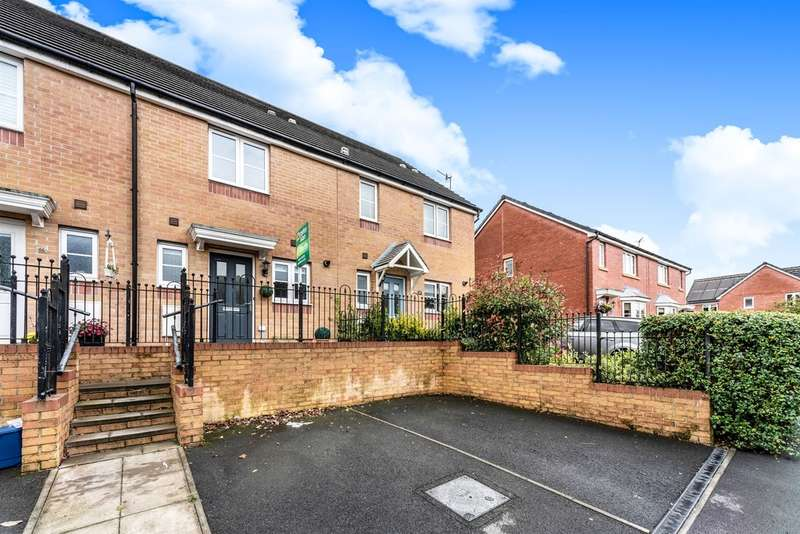 2 Bedrooms Terraced House for sale in Pen Y Dyffryn, Merthyr Tydfil