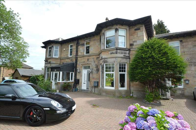 4 Bedrooms Apartment Flat for sale in Greenlees Road, Cambuslang