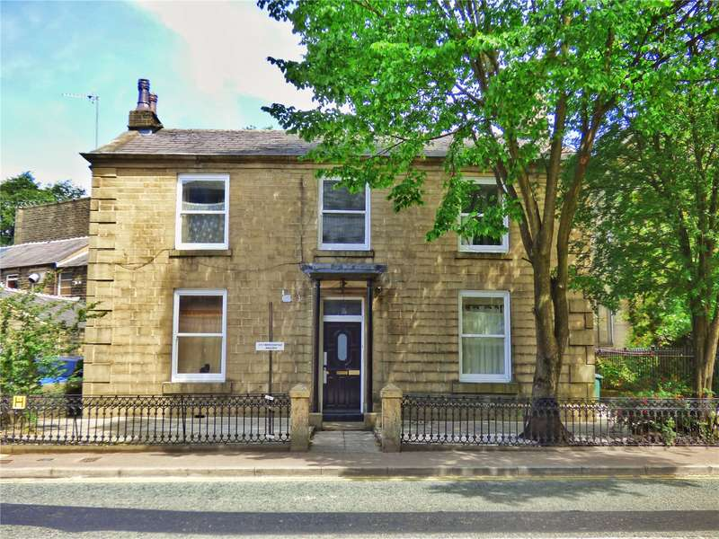 4 Bedrooms Apartment Flat for sale in The Manse, 2a Bacup Road, Rawtenstall, BB4