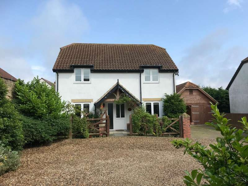 4 Bedrooms Detached House for sale in Dairy Lane, Westerton, Bishop Auckland