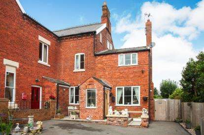 3 Bedrooms Semi Detached House for sale in Crossfield Avenue, Winsford, Cheshire