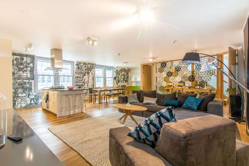 3 Bedrooms Flat for sale in High Holborn, Holborn, WC1V