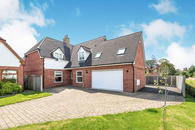 5 Bedrooms Detached House for sale in Chapel Close, Smallwood Hey Road, Pilling, Preston, PR3