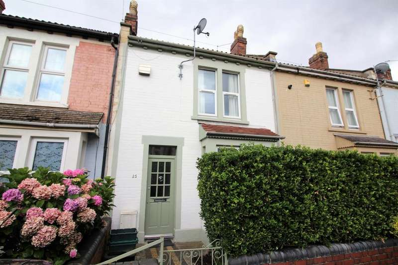 2 Bedrooms Terraced House for sale in Balaclava Road, Bristol, BS16 3LJ