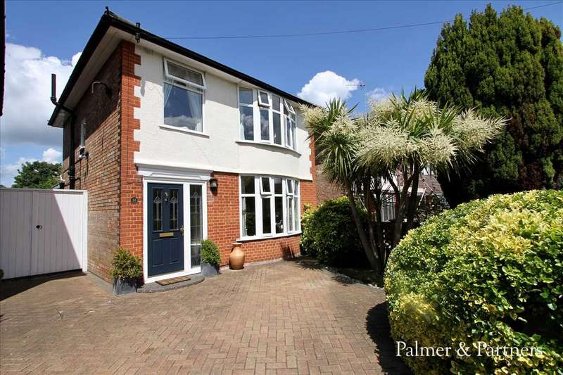 3 Bedrooms Detached House for sale in Ransome Road, Ipswich