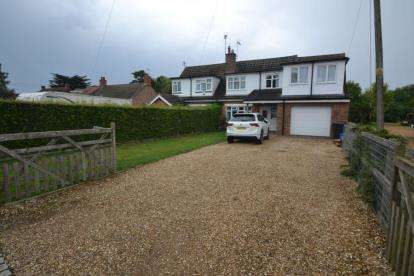 4 Bedrooms Semi Detached House for sale in Avenue Road, Rushden