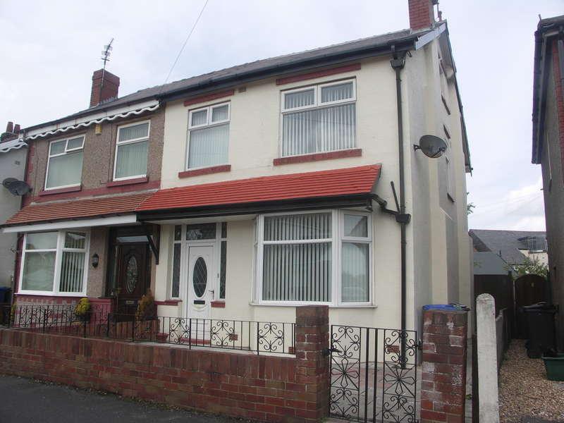 5 Bedrooms Semi Detached House for sale in West Drive West, Thornton-Cleveleys