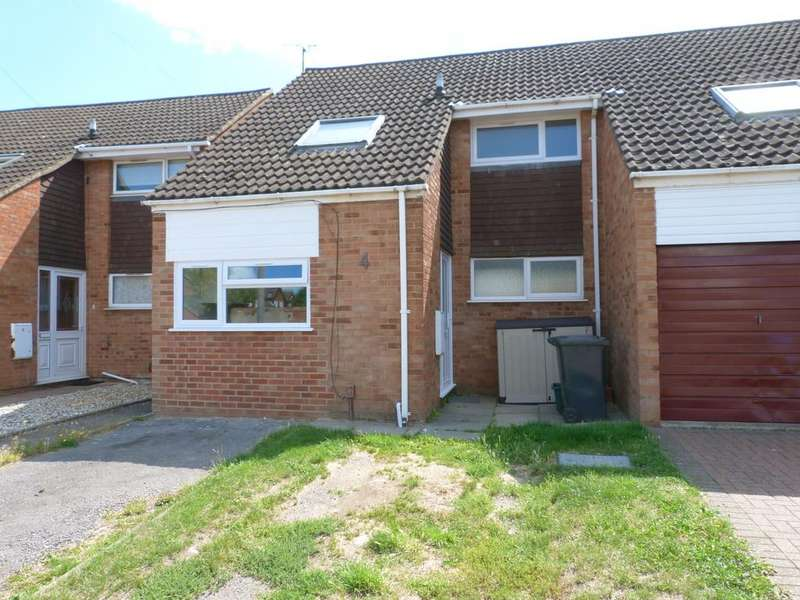 3 Bedrooms End Of Terrace House for sale in Faraday Close, Tredworth, Gloucester