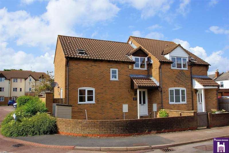 3 Bedrooms Semi Detached House for sale in Rowanfield Road, Cheltenham