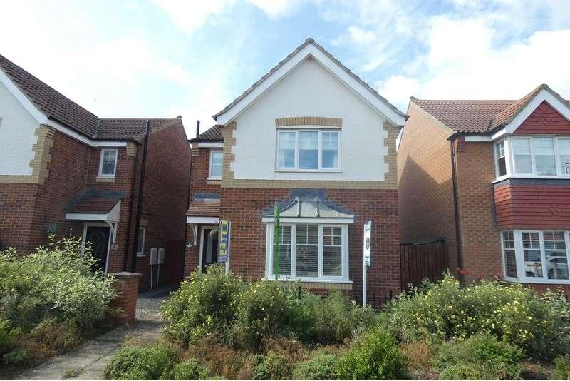 3 Bedrooms Property for sale in Embleton Walk, Ashington, Northumberland, NE63 8UD