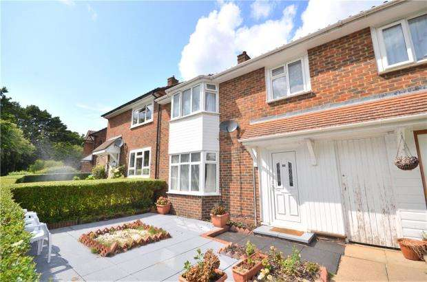 3 Bedrooms Terraced House for sale in Mansfield Crescent, Bracknell, Berkshire