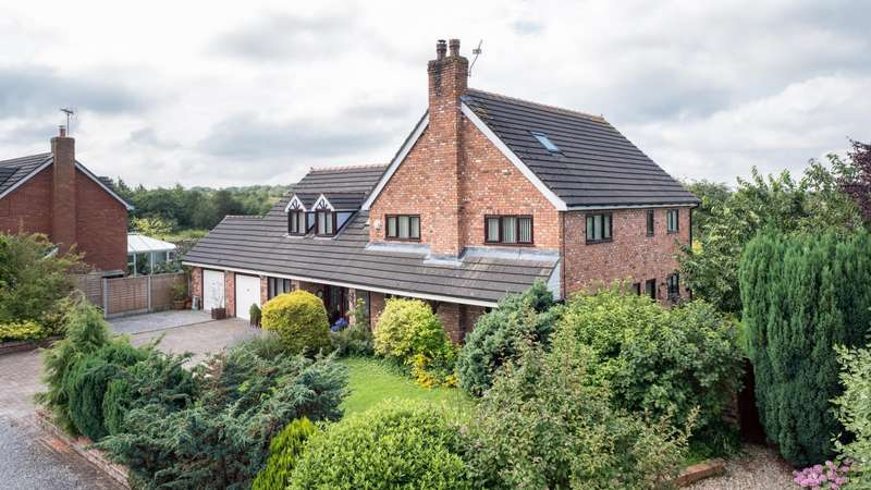 4 Bedrooms House for sale in 4 bedroom House Detached in Calveley