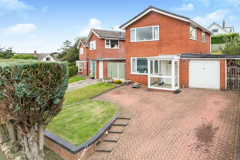 3 Bedrooms Link Detached House for sale in Beatty Drive, Congleton, Cheshire, CW12