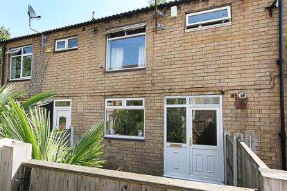 3 Bedrooms Terraced House for sale in Shortbrook Close, Westfield, Sheffield