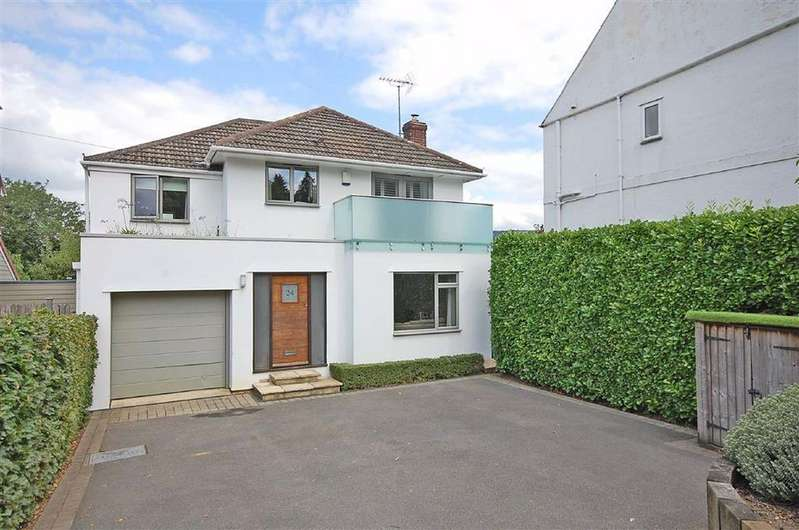 4 Bedrooms Detached House for sale in Harp Hill, Charlton Kings, Cheltenham, GL52