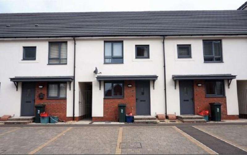 3 Bedrooms Terraced House for sale in Alicia Crescent, Newport. NP20 2FJ