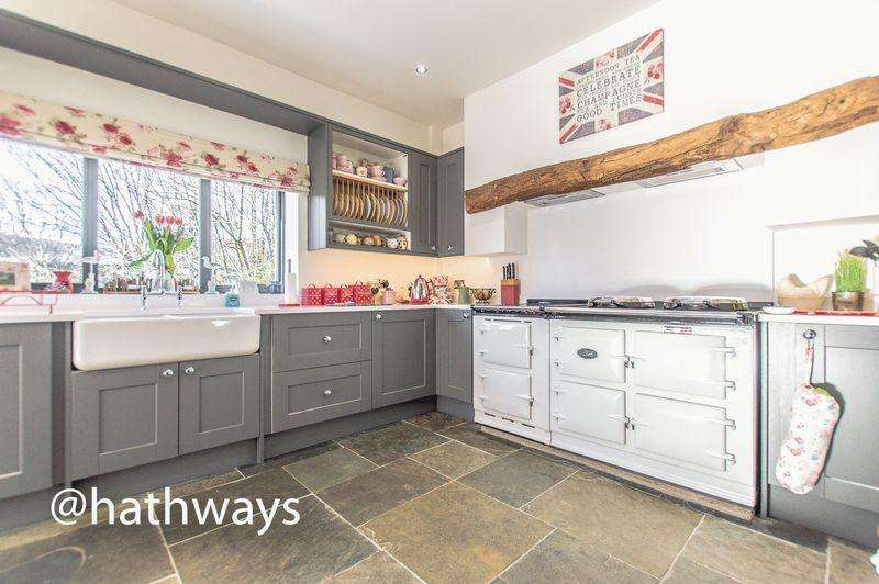 4 Bedrooms Semi Detached House for sale in Church Road, Talywain, Pontypool
