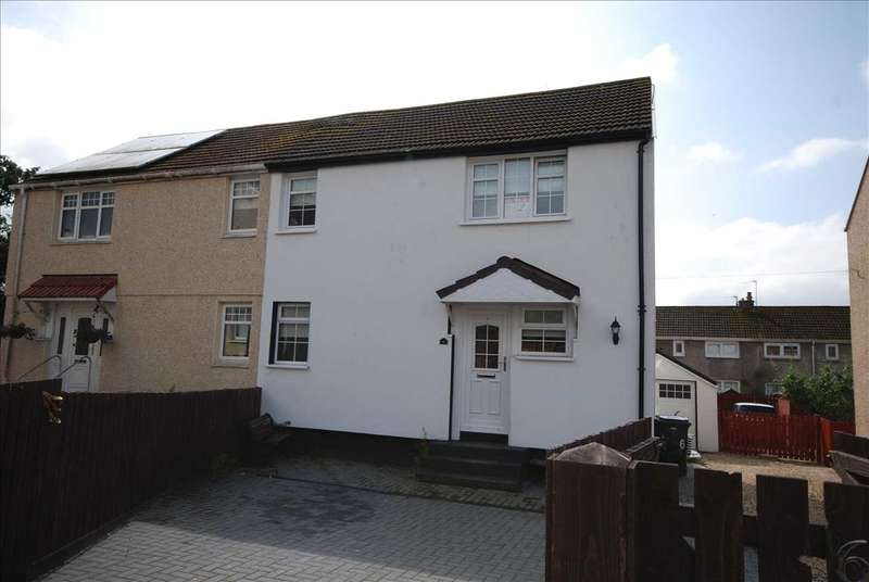 3 Bedrooms Detached House for sale in Lothian Road, Stewarton