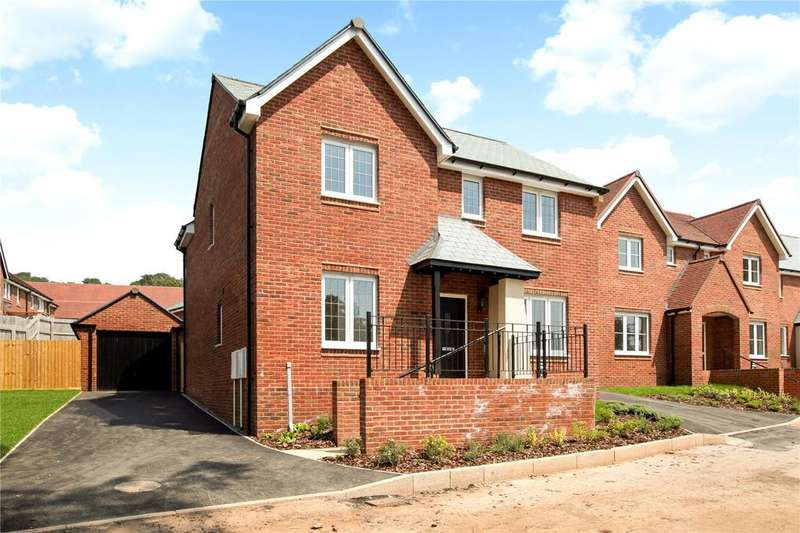 4 Bedrooms Detached House for sale in The Close, Woodberry Down Way, Lyme Regis, Dorset, DT7
