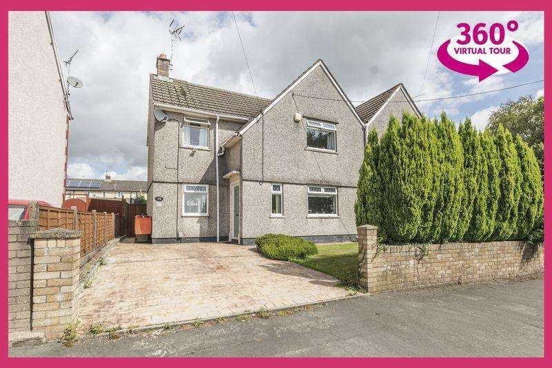 4 Bedrooms Semi Detached House for sale in Wern Terrace, Newport - REF# 00007417 - View 360 Tour at