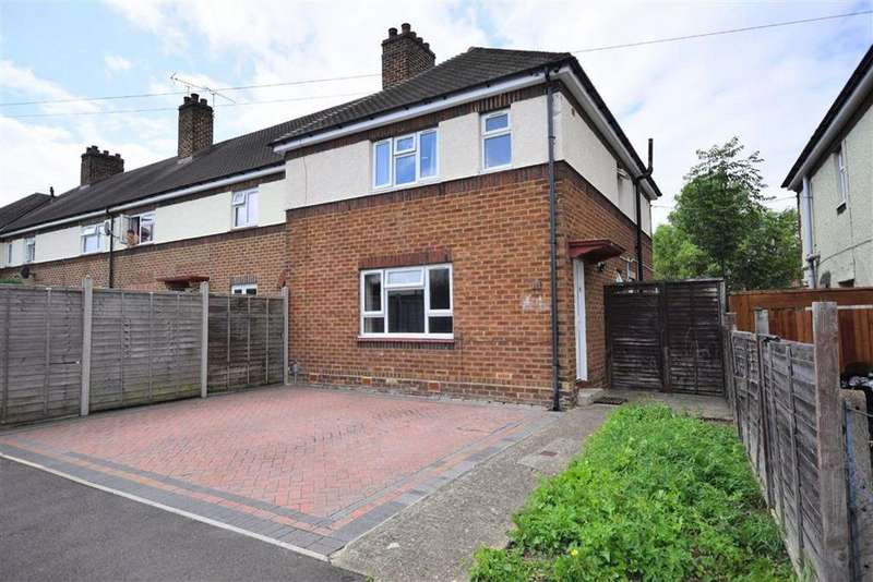 3 Bedrooms Semi Detached House for sale in Mersey Road, Cheltenham, Gloucestershire
