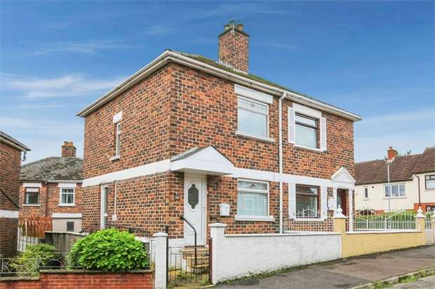2 Bedrooms Semi Detached House for sale in Dhu Varren Park, Belfast, County Antrim